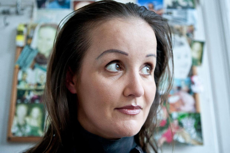 Milena Penkowa havde bekendt kulør over for Helge Sander, inden hun modtog den fornemme Eliteforsk-pris.