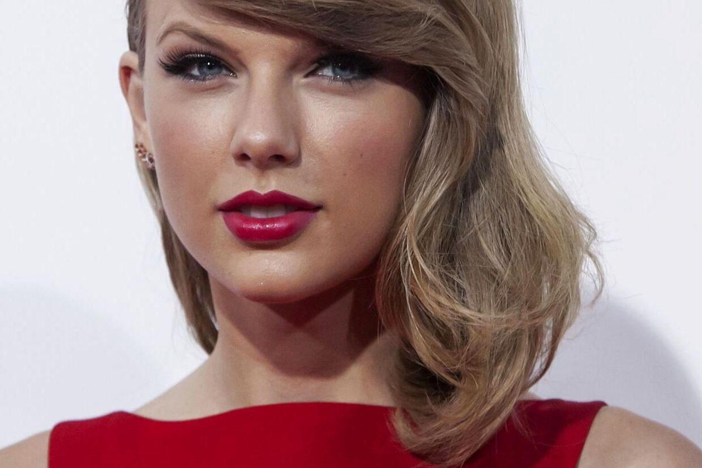 Taylor Swift har netop udsendt sit femte album