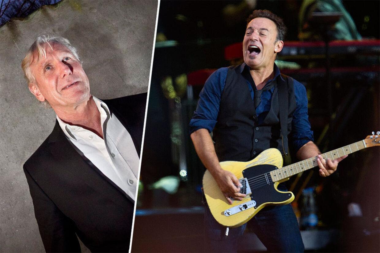 Bruce Springsteen: Urkraften i rockmusikken på Orange Scene i Roskilde. Årets oplevelse.
