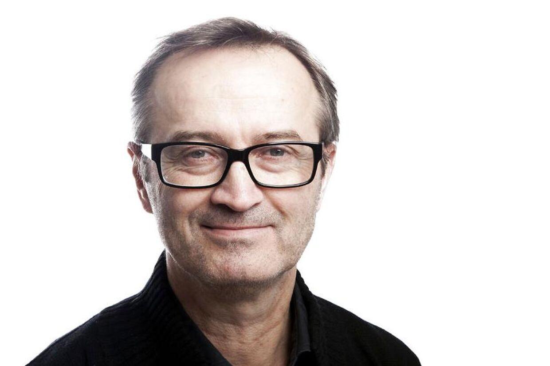 Søren Mortensen, politisk reporter