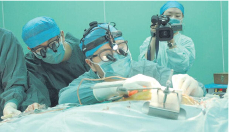 Kinesiske læger opererer også kræftsyge danskere.