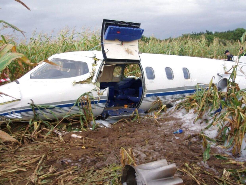 Haverikommissionen slår endeligt fast, at der var for lidt brændstof ombord på det styrtede privatfly.
