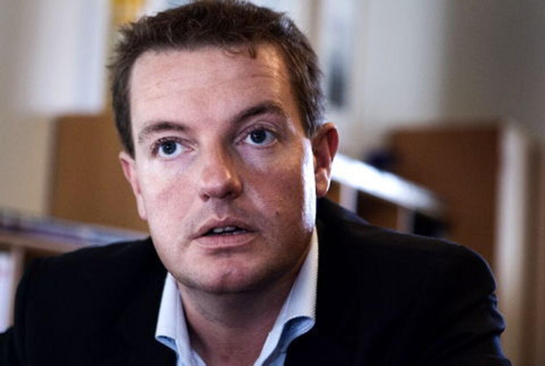 Jens Rohde har ikke røget hash med Venstres folketingsgruppe, fastslår han med et grin.