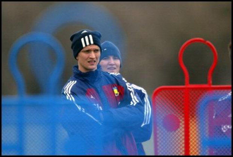 »Når man er ung, tør man ikke sige så meget til træneren, og så må jeg gå ind og repræsentere spilleren, hvis der er noget.« Foto: Lars Møller