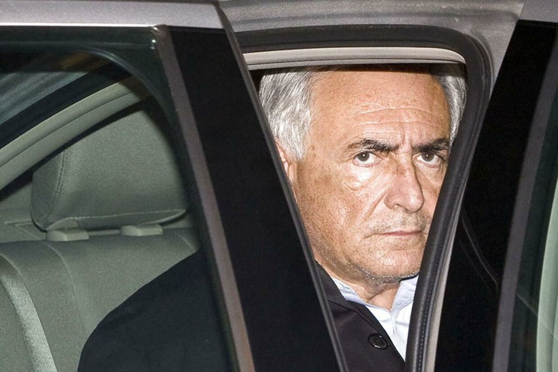 Engang blev han spået en fremtid som Frankrigs præsident. Nu er Dominique Strauss-Kahn rufferisigtet med udsigt til 20 års fængsel, hvis han bliver dømt skyldig.