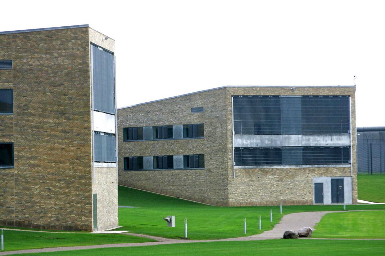 Statsfængsel Østjylland ved Horsens (arkiv)