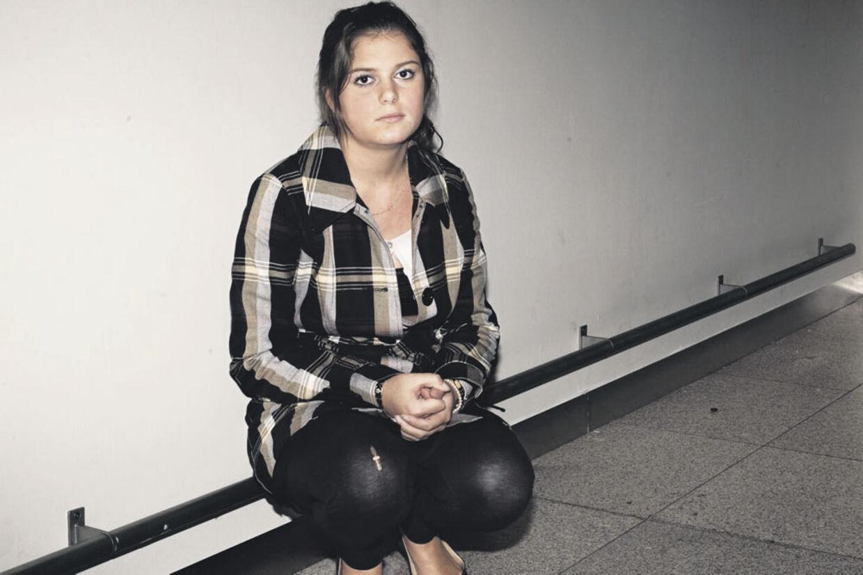 - Jeg er rigtig ærgerlig over, at jeg ikke fik det ophold, jeg havde håbet på, siger Amanda efter hjemkomsten.