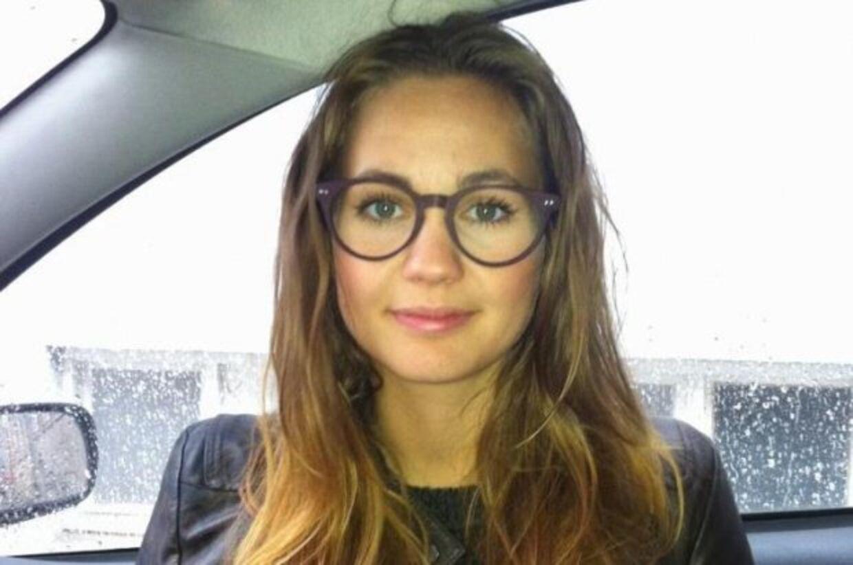 Den dræbte Anne Strande Jensen.