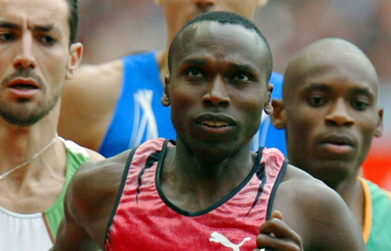 Wilson Kipketer var engang verdens suverænt bedste på 800 meter, og i dag debuterer han på halvmaraton i København.