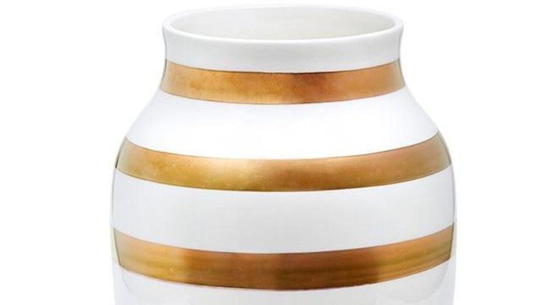 Kählers 175-års jubilæumsvase gav Imerco store problemer sidste år. Nu har Imerco igen dummet sig. Denne gang har de sat vaser fra Kähler og Lyngby til salg på nettet to timer for tidligt. (Foto: kahlerdesign.com)