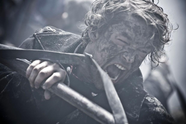 Laust (Jacob Oftebro) og resten af karaktererne fra '1864' kommer til at kunne opleves i biograferne engang i 2015.