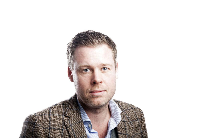 Jacob Staehelin, sportschef påBT