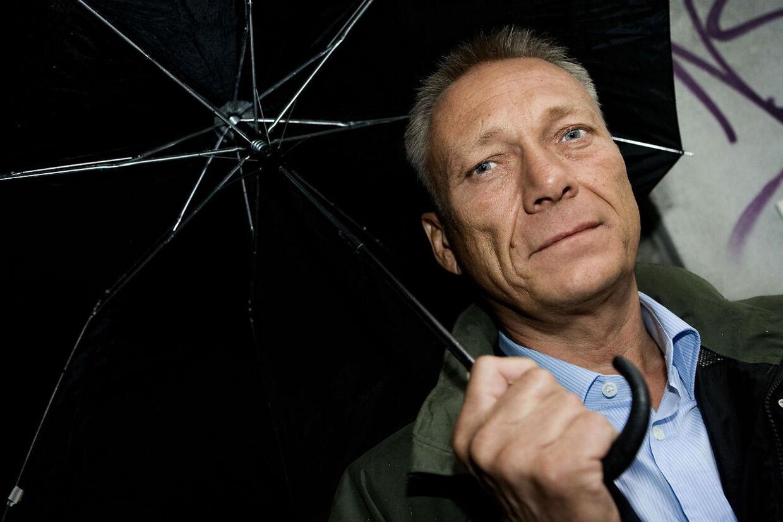 Niels Brinch ærgrer sig over Jes Dorphs farvel til TV2.