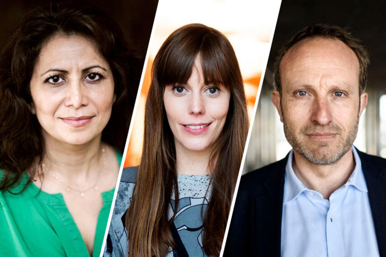 Flere prominente politikere til at ryge ud af Folketinget, når danskerne har sat deres krydser torsdag, viser en ny prognose.