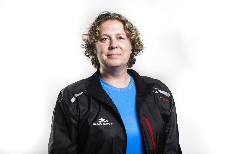 Christine Jørgensen.
