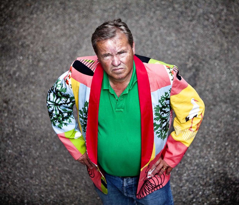 Lennart Johannessen, bedre kendt som Fede Finn fra Fede Finn & Funny Boyz.