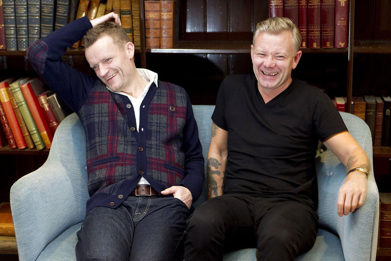 Den nye Klovn-film bliver med Casper Christensen og Frank Hvam i rollerne som Casper og Frank, som vi kender dem fra tv og film.