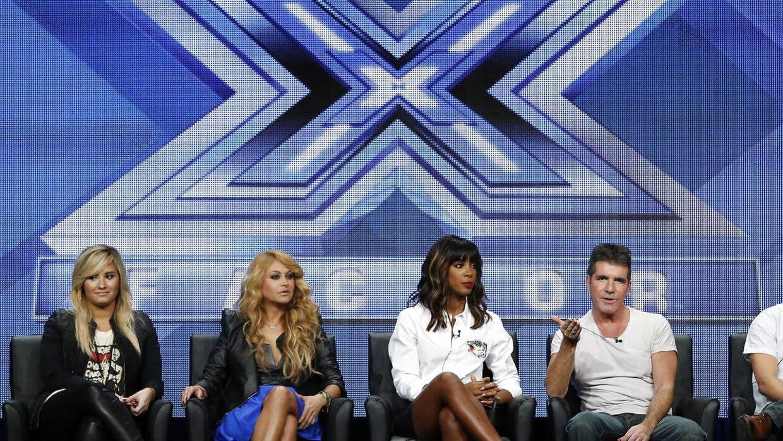 Arkivfoto fra X Factor USA.
