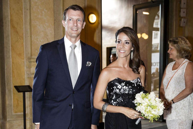 Prins Joachim og Prinsesse Marie