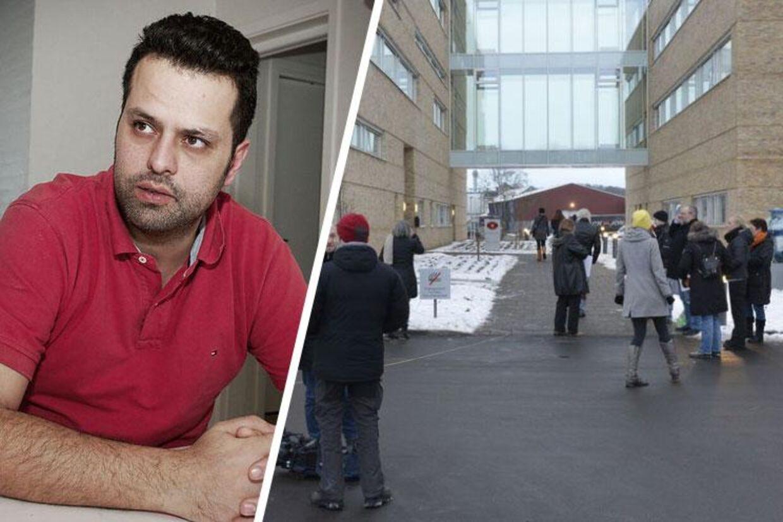 Amin Skov er efter et flere timer langt grundlovsforhør blevet løsladt.