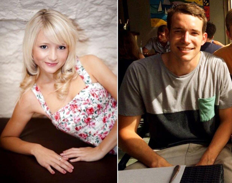 Den 23-årige Hannah Witheridge og den 24-årige David Miller blev fundet brutalt myrdet i mandags på en øde strand i Thailand.