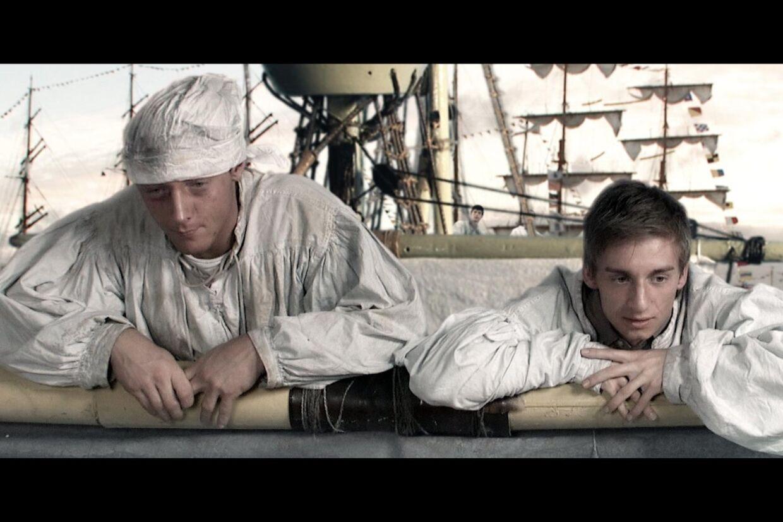 Fra filmen 'Jens Munk'