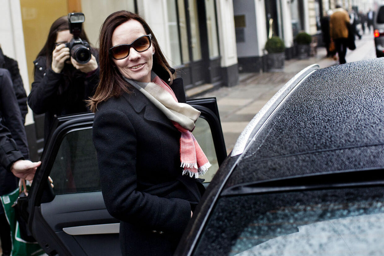 Arkivfoto. Janni Spies fortæller om, hvordan kræftsygdommen blev nedprioriteret i forbindelse med retssagen med Christian Kjær.
