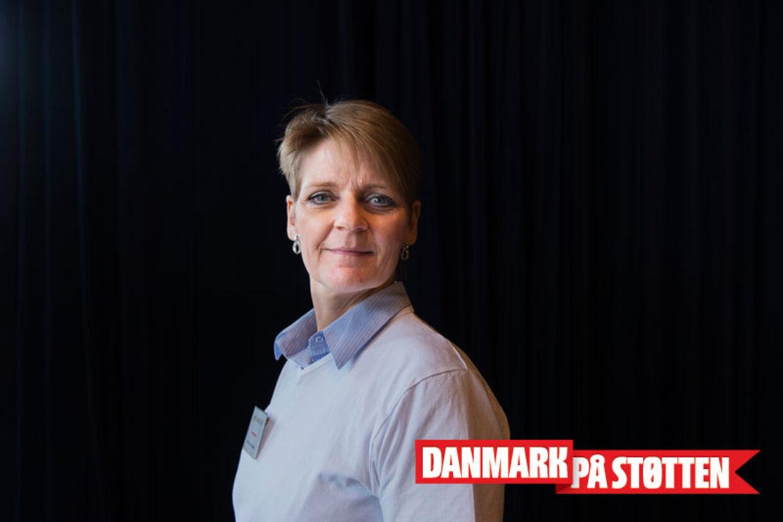 Sanne Lyck Jespersen har søgt 500 job og har fået lige så mange afslag. Men hun fortsætter jobsøgningen.