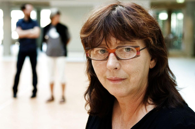 ARKIVFOTO. Efter næsten 35 år i DR  heraf de seneste 21 år som EU-korrespondent i Bruxelles - stopper journalist Mette Fugl. Korrespondent i DR, Mette Fugl.