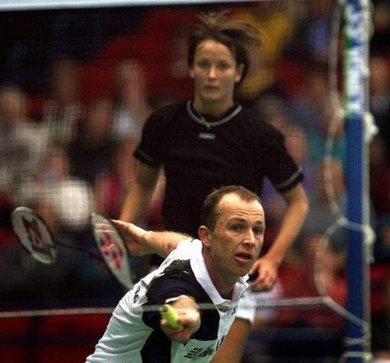 Michael Søgaard har i flere år været i verdenstoppen i mixeddouble med makkeren Rikke Olsen. Arkivfoto: Palle Hedegaard