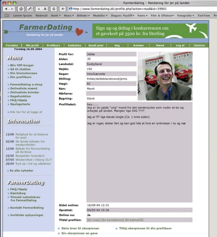 Dating profil navne