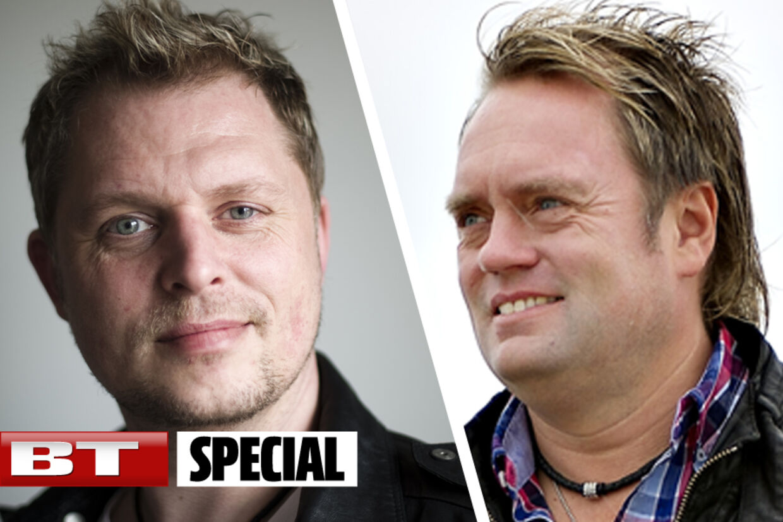 Fra sukkerpop til guitarrock: Michael Kratz bryder med Danmarks største danseband.