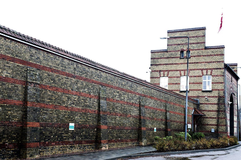 Vestre Fængsel i København set udefra. Arkivfoto