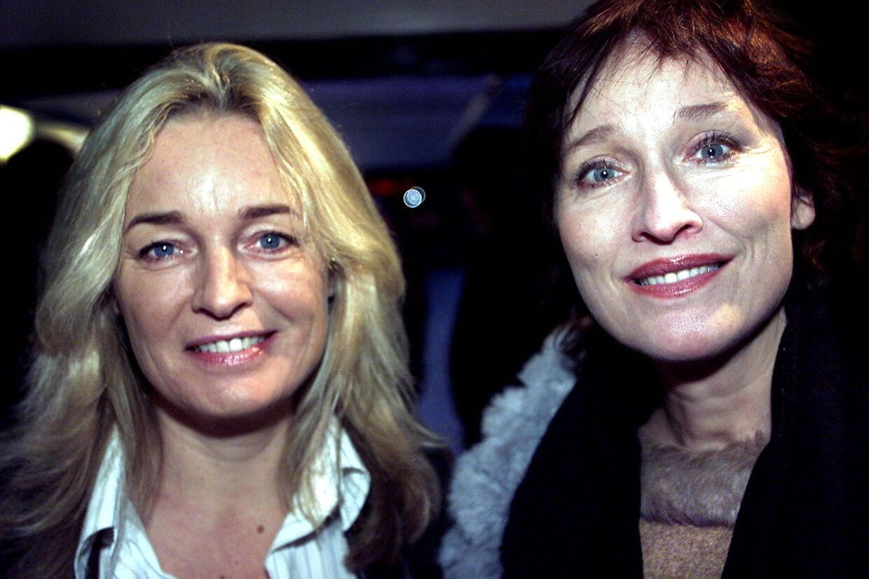 Anne Linnet og skuespiller Ann-Mari Max Hansen.