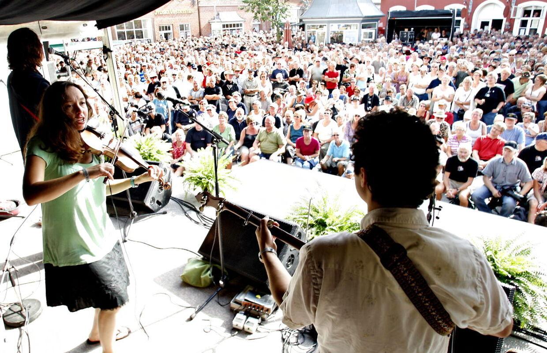 Årets Tønder Festival begynder på torsdag.