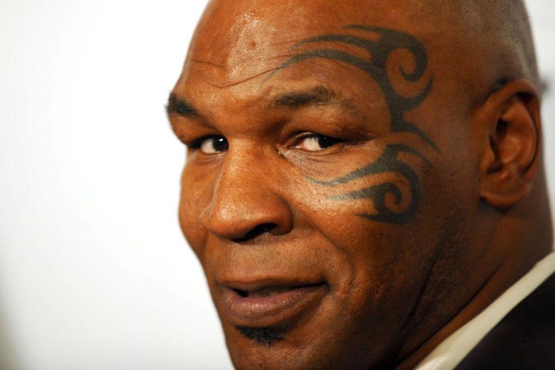 Mike Tyson har hele livet passet på duer.