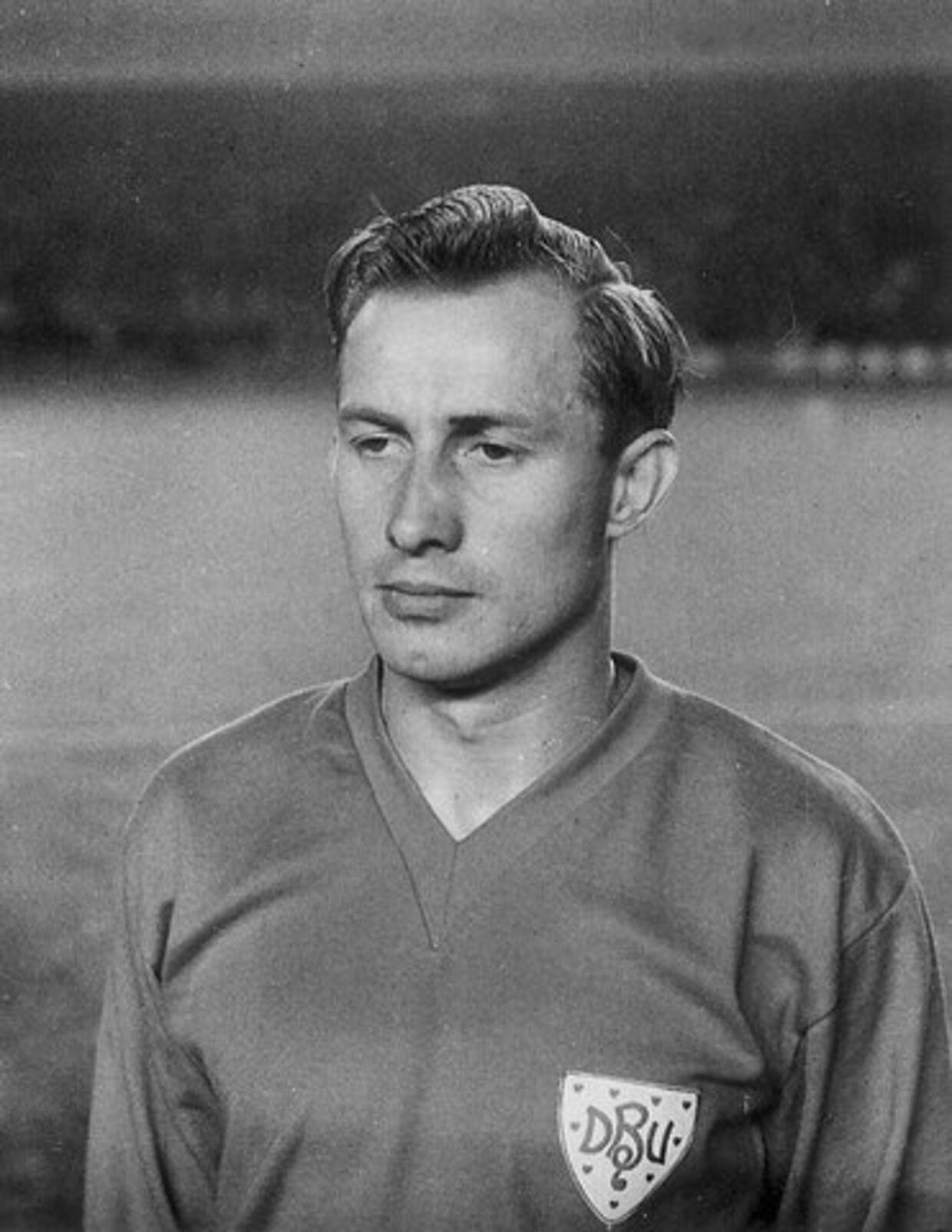 Ole Madsen - var en af dansk fodbolds mest markante skikkelser. Foto: Scanpix.