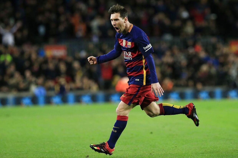 Er Lionel Messi snart fortid i FC Barcelona?