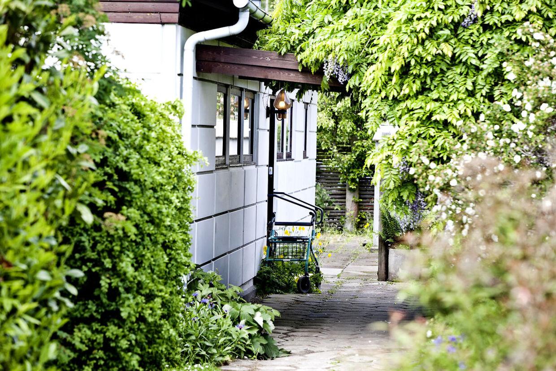 Hjemmerøveri mod en 85-årig kvinde natten til fredag på Ny Skelgårdsvej i Kastrup.