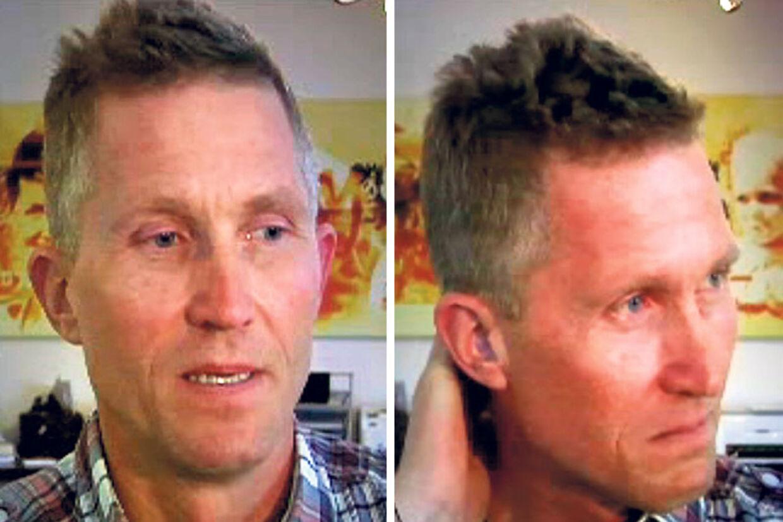 Sportsdirektør og tidligere cykelrytter Brian Holm fik konstateret kræft i tarmen for godt seks år siden. I dag er han helbredt, men går stadig til kontrol på Bispebjerg Hospital.