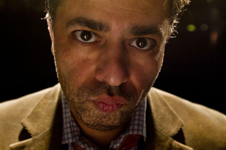 Omar Marzouk skal være vært ved årets Comedy Aid, og det er en tjans, der betyder meget for ham.