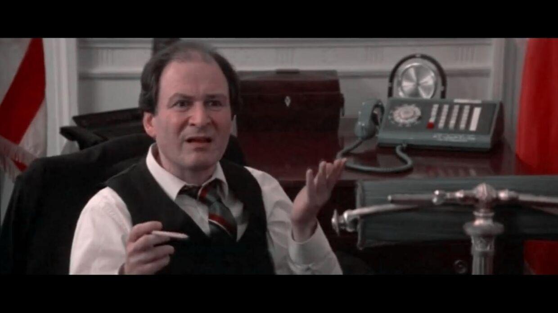 David Margulies i en af sine store roller i 'Ghostbusters'
