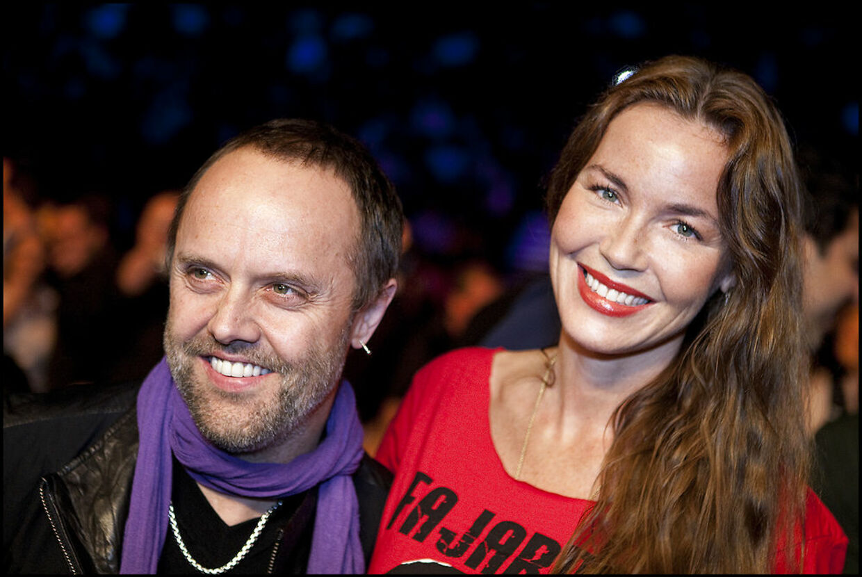 Ifølge flere amerikanske medier er det nu forbi imellem Metallicas Lars Ulrich og skuespilleren Connie Nielsen. Sammen har de sønnen Bryce på fem år.