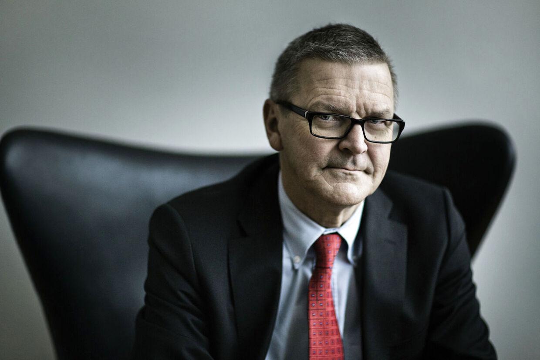 Nationalbankdirektør Lars Rohde lejede i sin tid som ATP-chef med fondsdirektør Henrik Jepsen for at køre fra Hillerød til Aalborg.