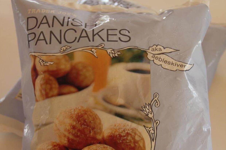 Danske æbleskiver sælges nu i USA - som et morgenmadsprodukt.
