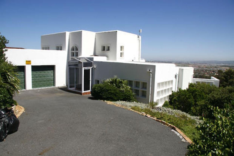 Preben Povlsens villa i Sydafrika, hvor han blev dræbt med hele 46 knivstik.