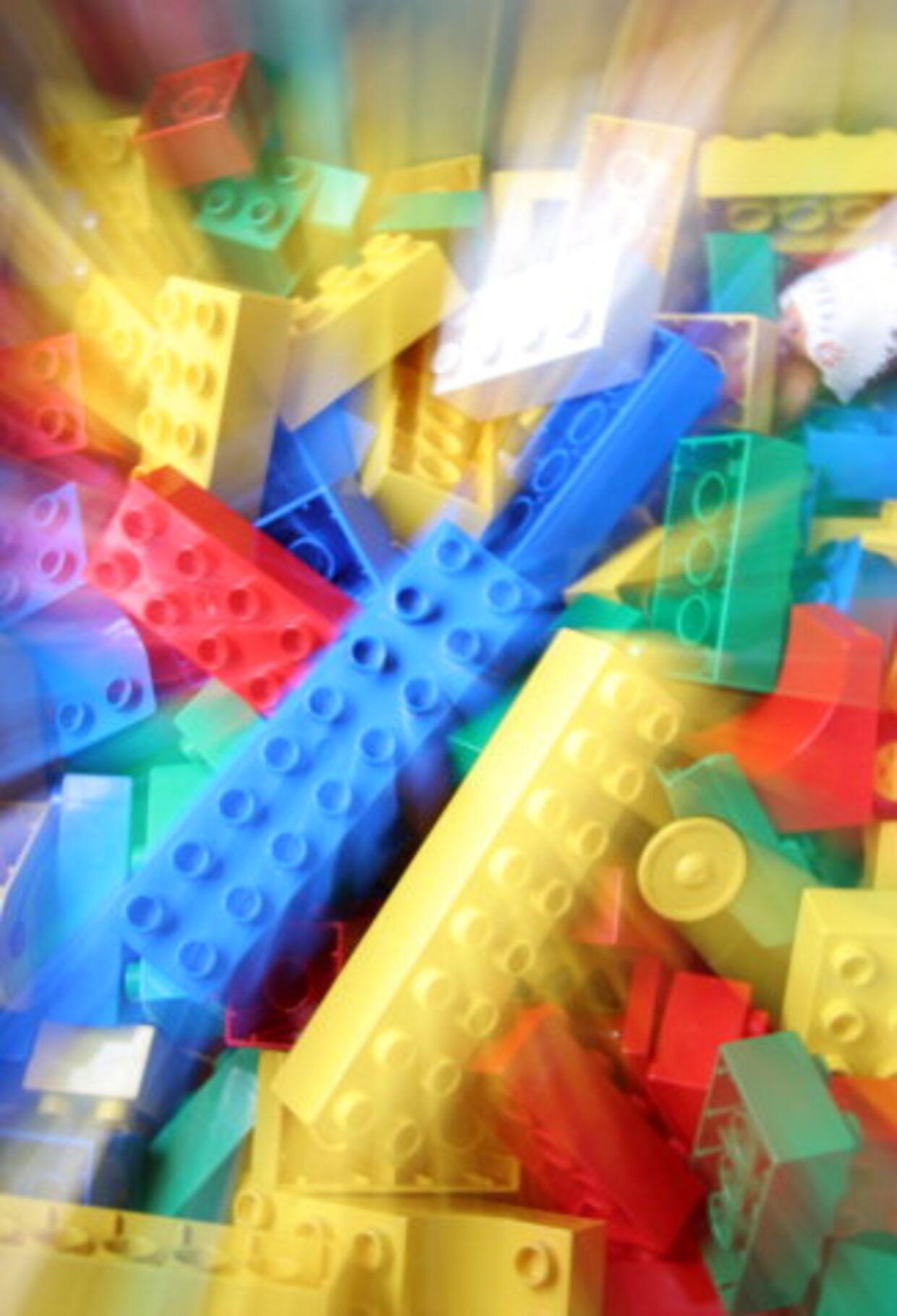 Lego er blandt de virksomheder, som gør forbrugerne til aktive deltagere i udviklingen af produkter.<br>Foto: Brian Bergmann