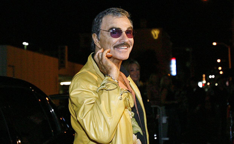 Burt Reynolds REUTERS/Mario Anzuoni (UNITED STATES)