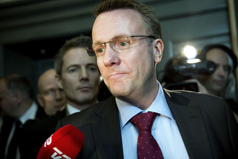 Morten Bødskov langer ud efter den hemmelige S-forfatter.