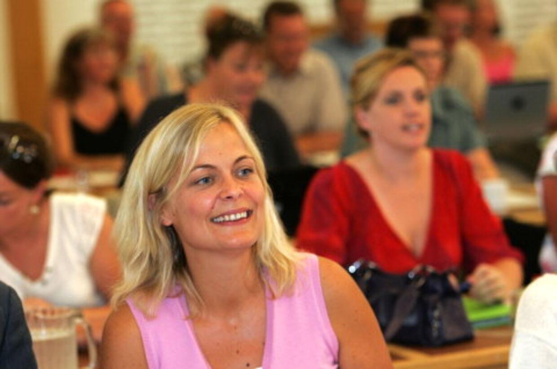 Lotte Bundsgaard - har meldt sig ud af S.